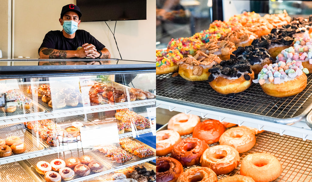 WHOLESALE SPOTLIGHT // Onus Donuts