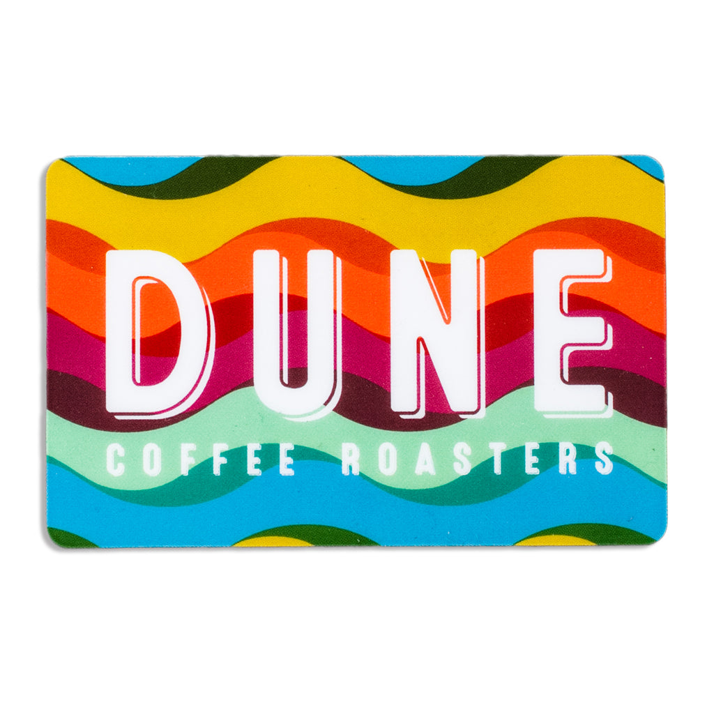 Cafe Gift Card (for cafe use only)