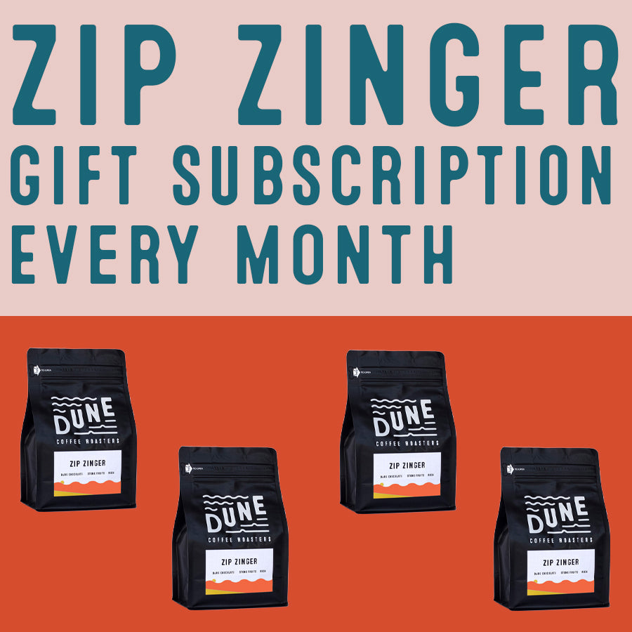 Zip Zinger Gift Subscription (One Bag Every Month)