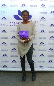 Adina Porter of True Blood stops in to say hello