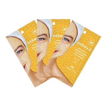 Vitamin C Mask bundle - 3 pouches