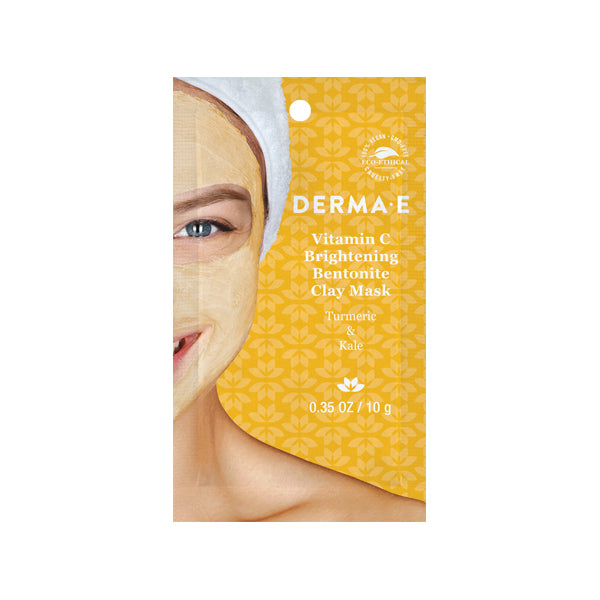Vitamin C Brightening Clay Mask Pouch