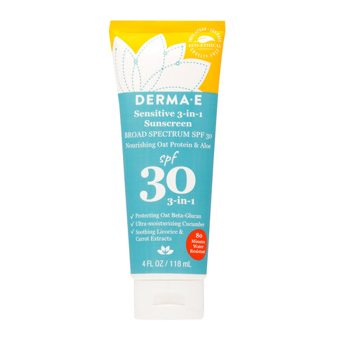 Sensitive 3-in-1 Sunscreen SPF 30