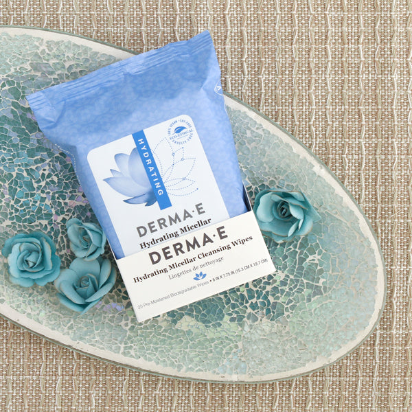 Hydrating Micellar Cleansing Wipes Pouch