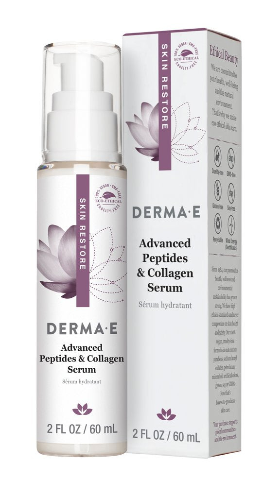 Advanced Peptide and Collagen Pump and Carton