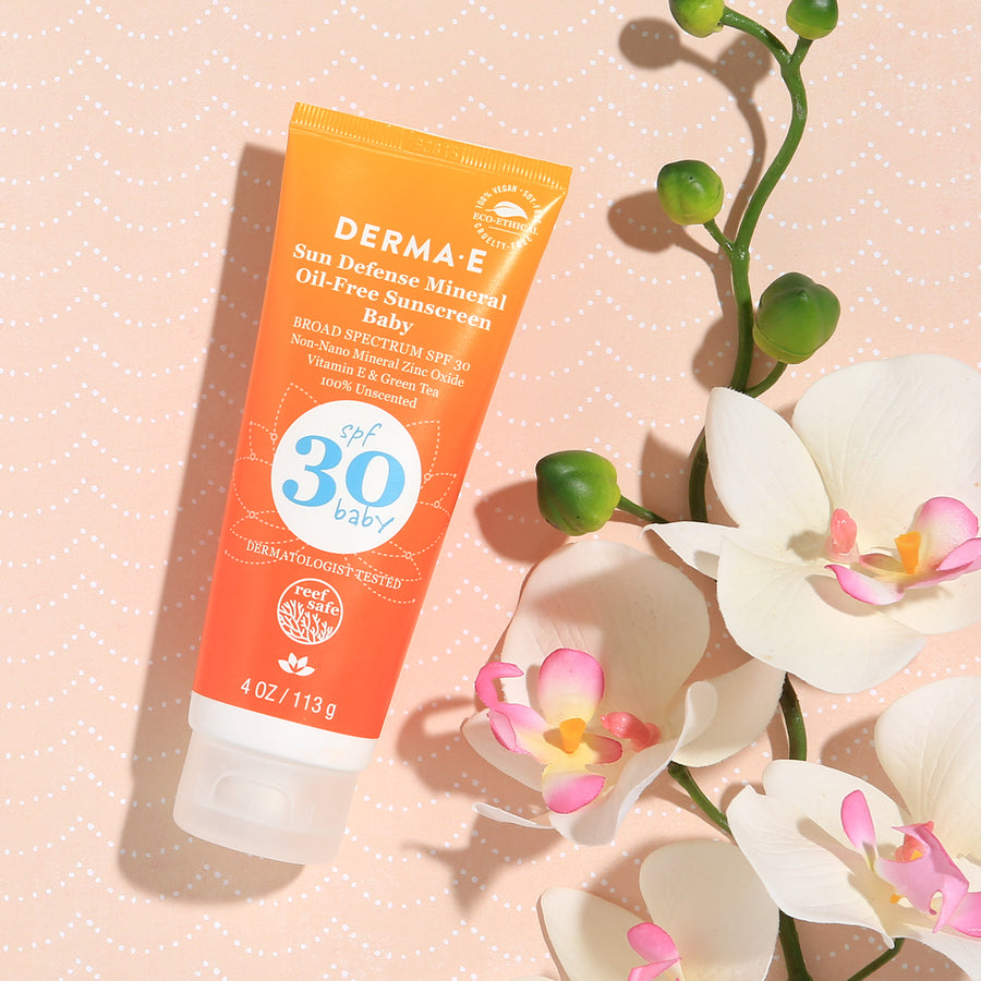 Sun Defense Mineral Oil-Free Sunscreen Baby