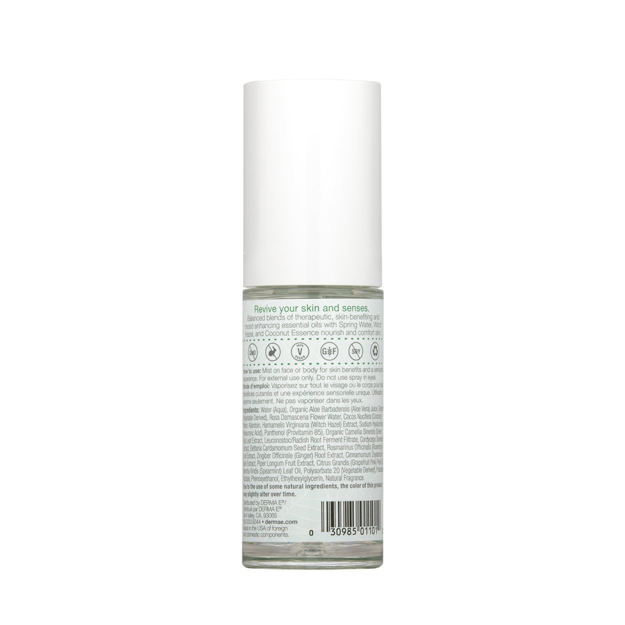 CREATE Mood Enhancing Skin Beneficial Mist