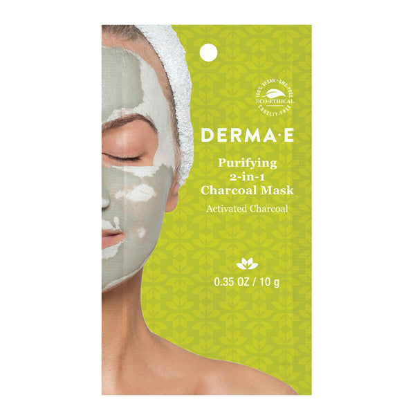 Purifying 2-in-1 Charcoal Mask Pouch