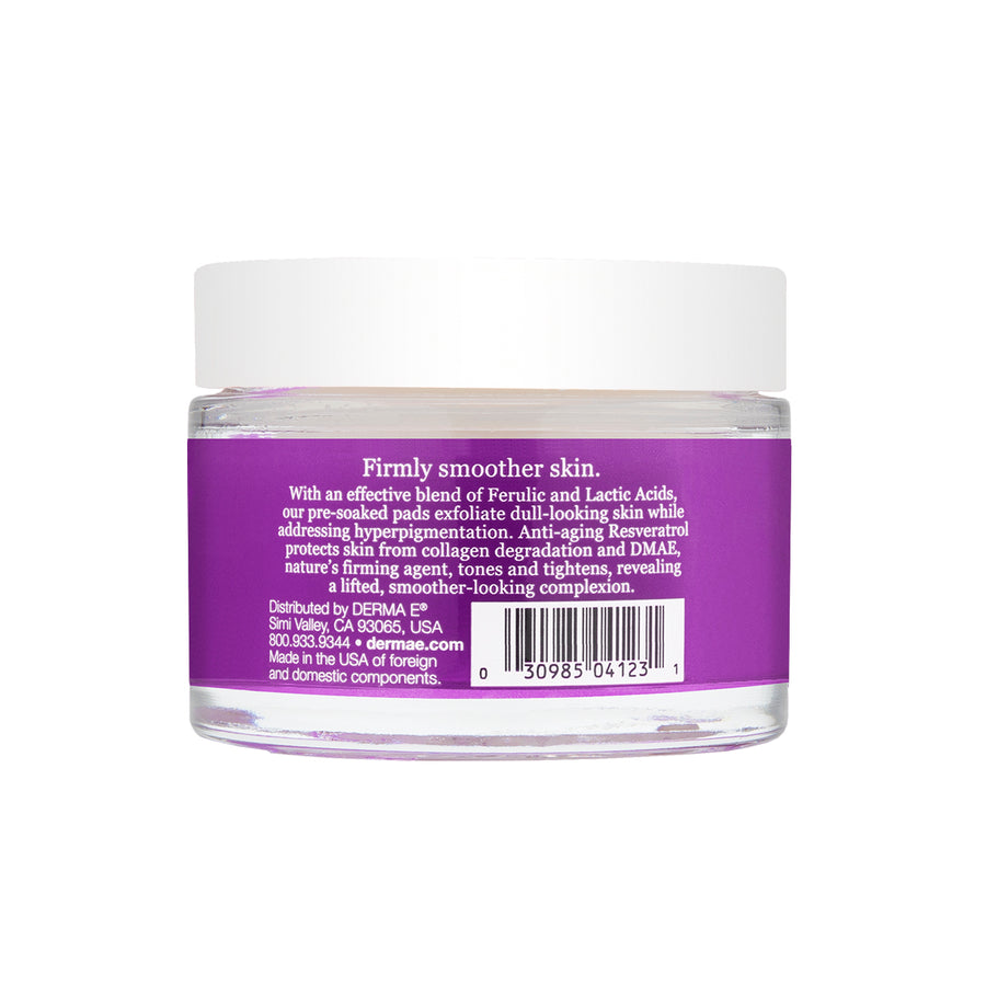 Ferulic Acid Resurfacing Pads