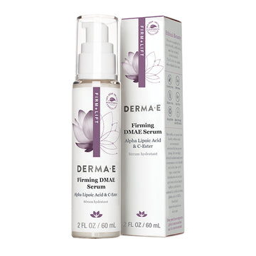 Firming DMAE Serum Pump and Carton