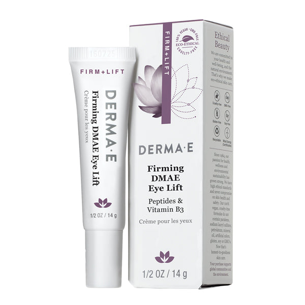 Firming DMAE Eye Lift Tube and Carton