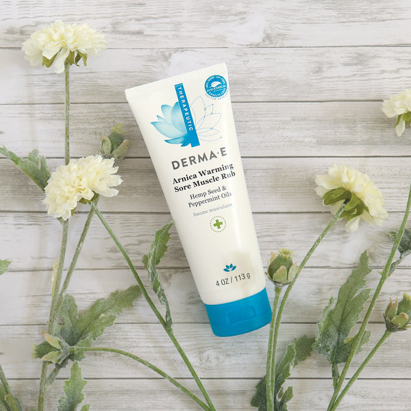 Arnica Warming Sore Muscle Rub Tube