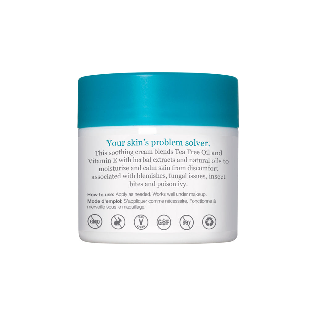 Tea Tree and Vitamin E Relief Cream