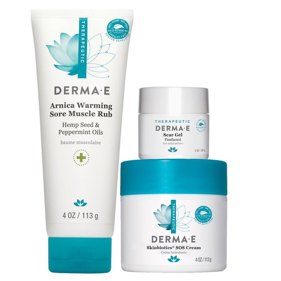 Heal and Recover Skincare Set
