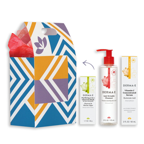 Large Gift Bag with Product Packaging