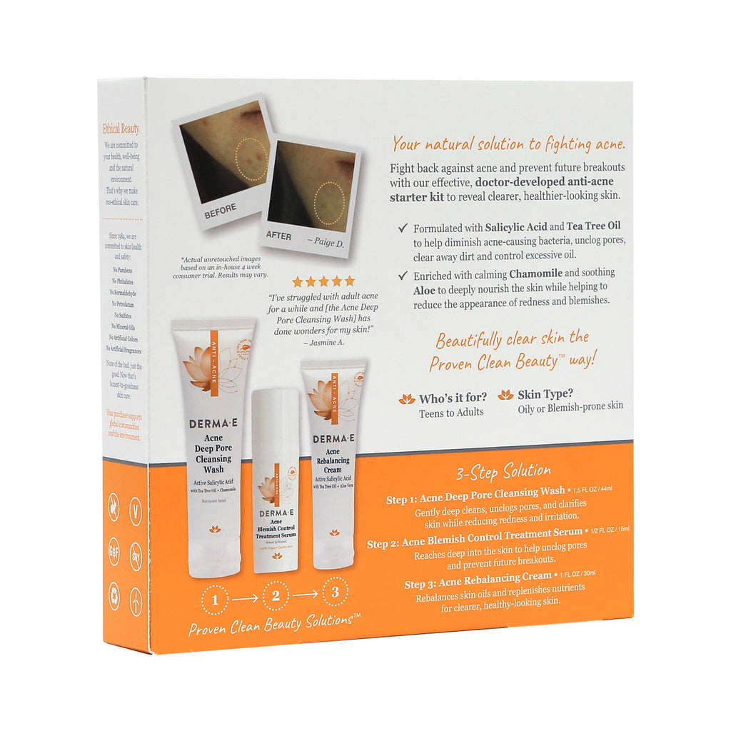 Anti Acne Set