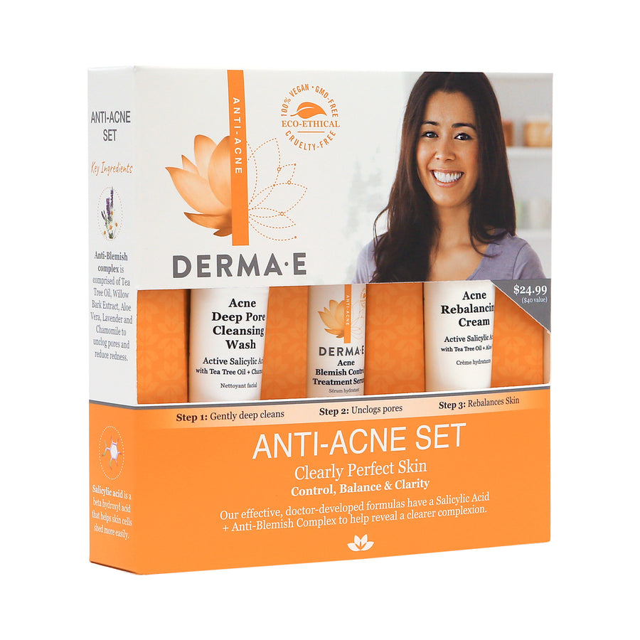 Anti Acne Box Kit