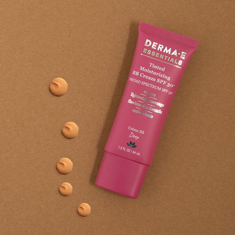 Deep- Tinted Moisturizing BB Cream SPF 30+