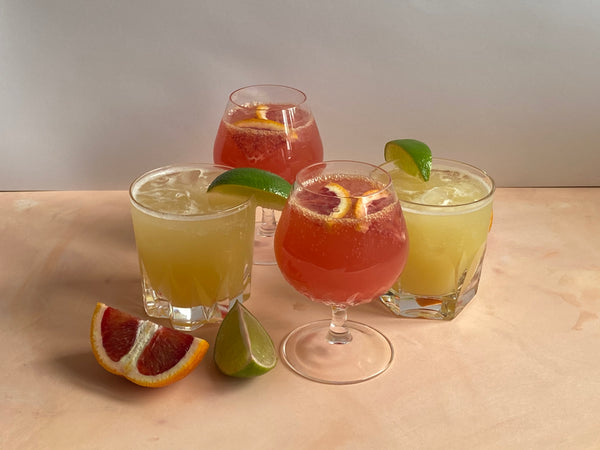 Beauty Mocktails