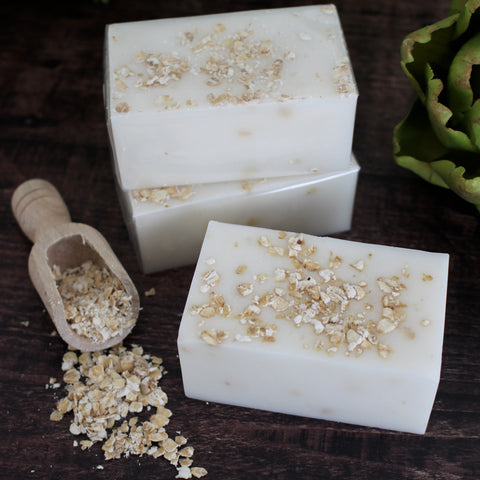 Curiosity Soap - Milk & Oat 130g