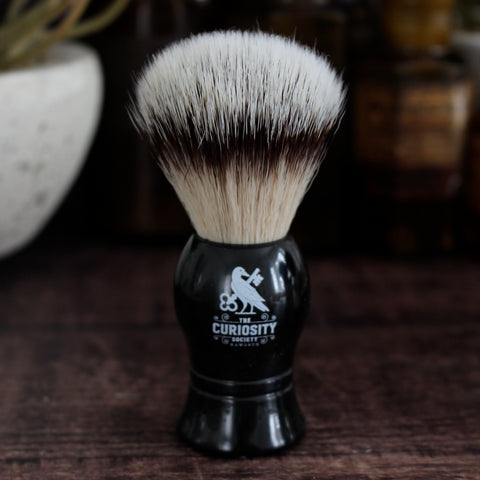 Shaving Brush VS/1 BLACK SYNTHETIC 12.50