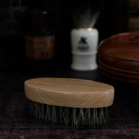 Curiosity Moustache & Beard Brush