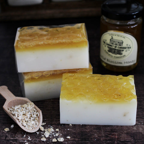 Curiosity Soap - Golden Honey 130g