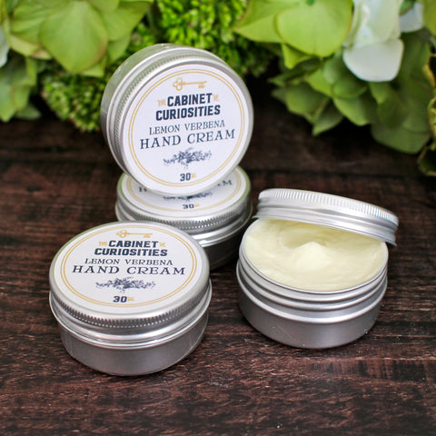 Lemon Verbena Hand Cream 30g