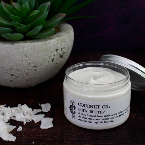 Coconut Oil Body Butter 150g