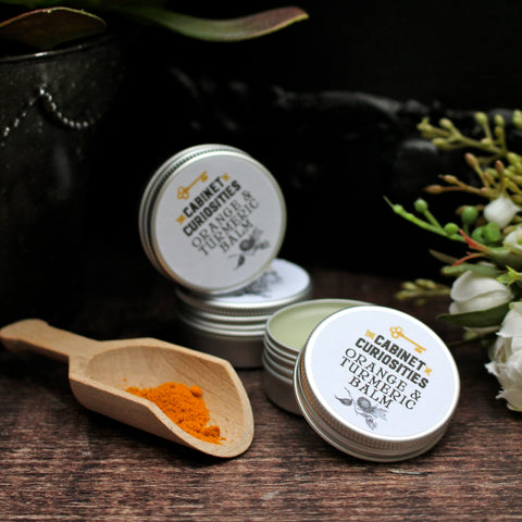 Orange & Turmeric Balm 15g