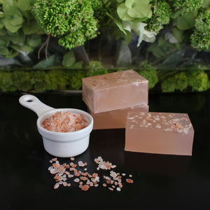 Pink Clay & Himalayan Salt Soap 130g