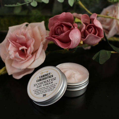Rosewater Day Cream 30g
