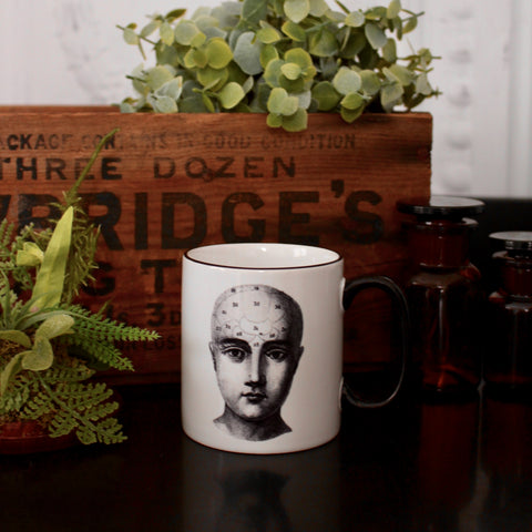 Curiosity Society Mug - Face