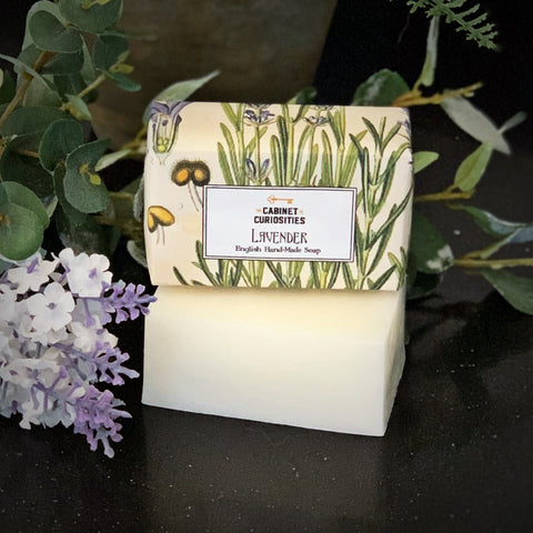 English Garden Soap - Lavender
