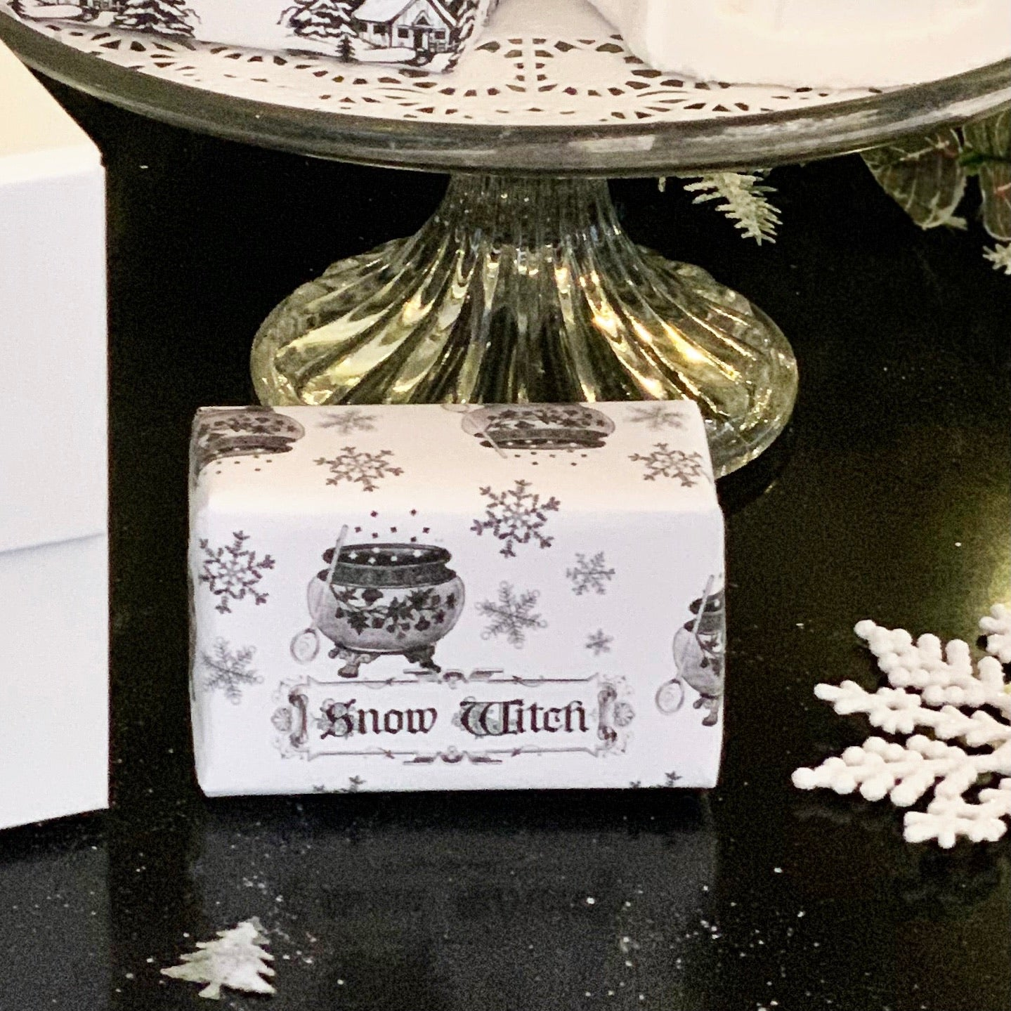 The Snow Witch Soap