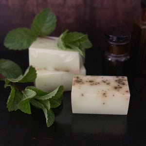 Curiosity Soap - Grapefruit, Lemongrass & Mint 130g