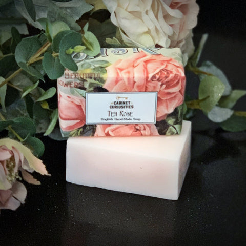 English Garden Soap - Tea Rose