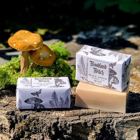 Woodland Witch Soap 130g