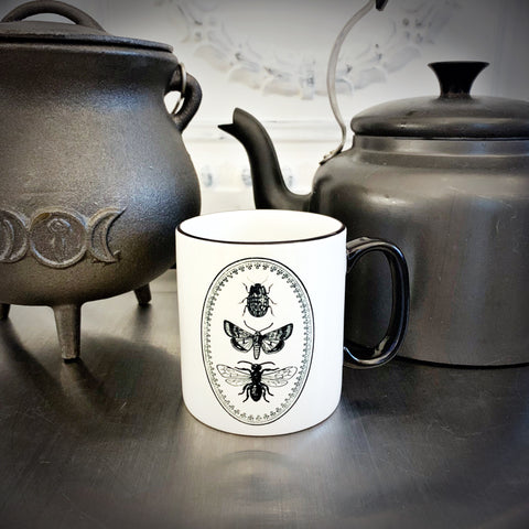 Curiosity Society Mug - Entemology