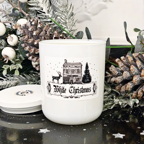 Curiosity Artisan Candle - White Christmas
