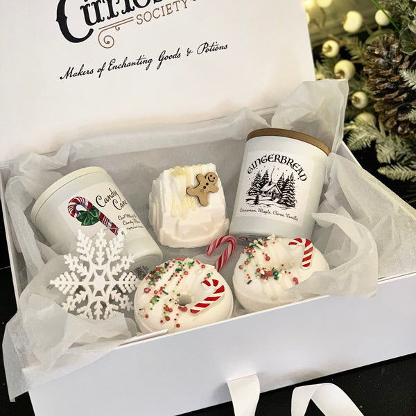 Enchanted Winter Gift Box