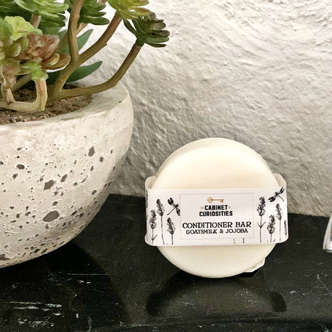 Conditioner Bar - Goatsmilk & Jojoba 50g