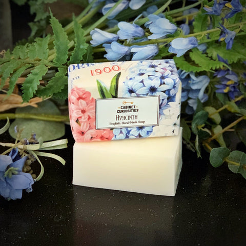 English Garden Soap - Hyacinth