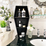 Coffin Shelving Display