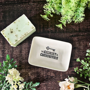 The Cabinet of Curiosities Soap Dish