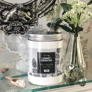 Foot Bath Salts 1100g Jar