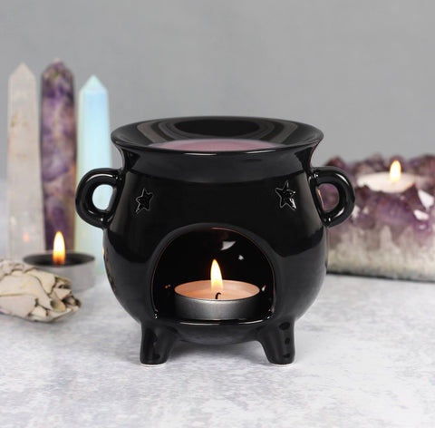 Cauldron Oil Burner