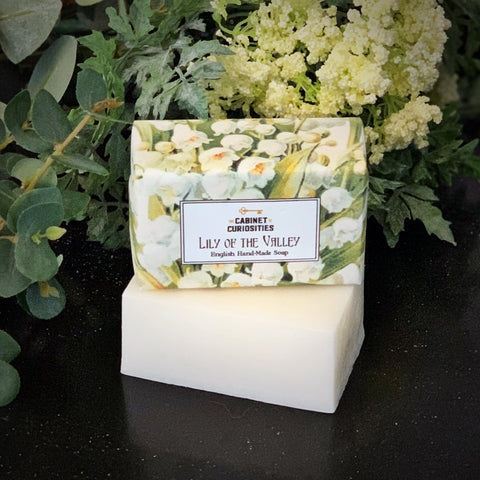 English Garden Soap - Lily of the Valley