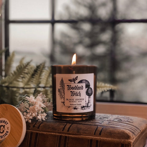 Woodland Witch Candle