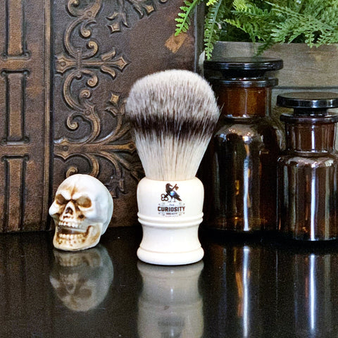 Synthetic Badger Shaving Brush H2 45.00